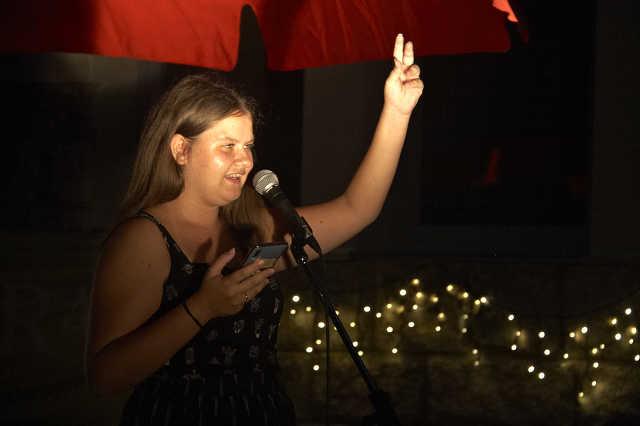 Slam Poetry az Agora MSH-ban Újranyitás