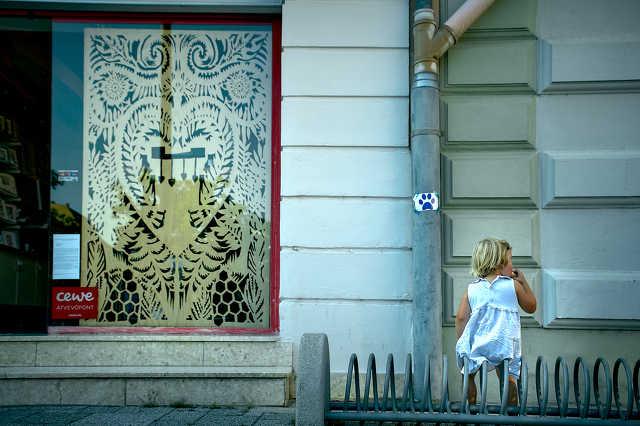 Kultúra tükrében-képzőművészeti kiállítás megnyitó