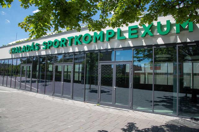 Haladás stadion, haladás sportkomplexum