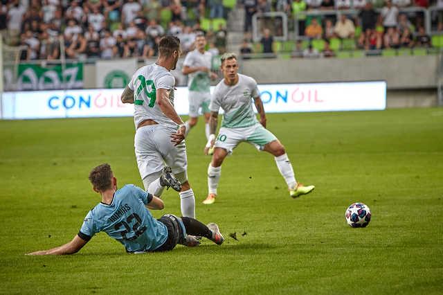 Haladás-FC Ajka NB2