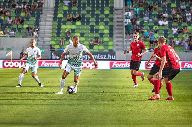 Szombathelyi Haladás – Pécsi MFC (0–0) NB II 2020/2021