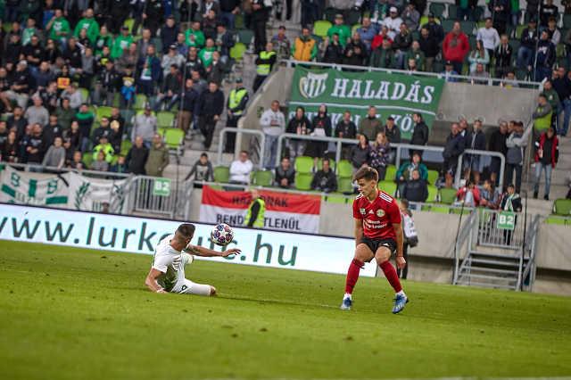 Szombathelyi Haladás – Dorogi FC (1–2) NB II 2020/2021