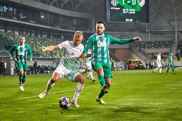 Szombathelyi Haladás – ETO FC Győr(1–1) NB II (2020/2021)