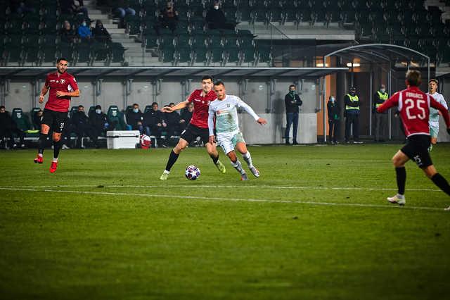 Szombathelyi Haladás – Szentlőrinc SE(4–0) NB II (2020/2021)
