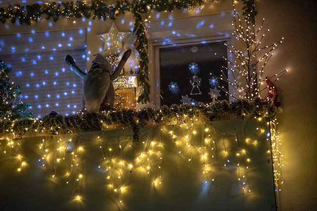 Karácsonyi házak második kör