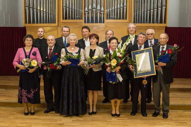 Szent Márton-napi díjátadó