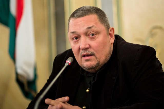 Vidnyánszky Attila, a Nemzeti Színház vezetője