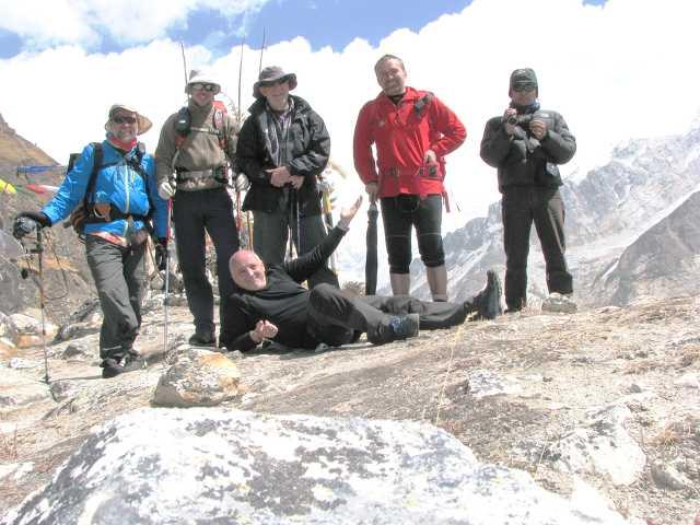 Kovács Gábor és a magyar Himalája expedíció