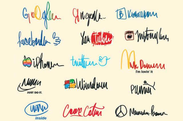 Világhírű logók