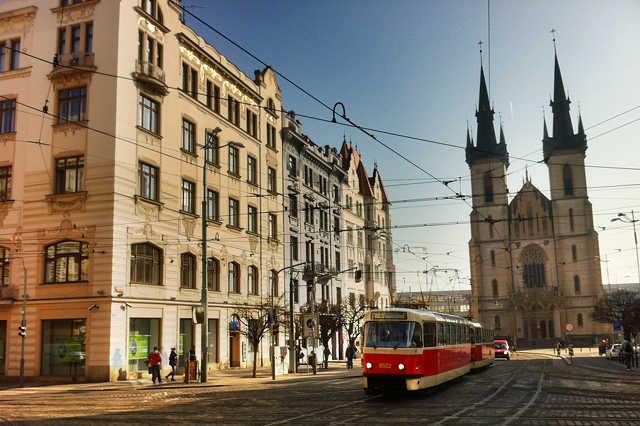 Nyugat túraajánlat: Prága