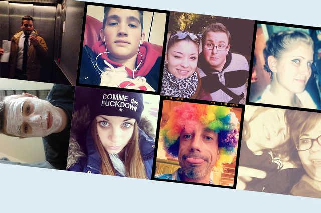 selfie verseny címlapkép