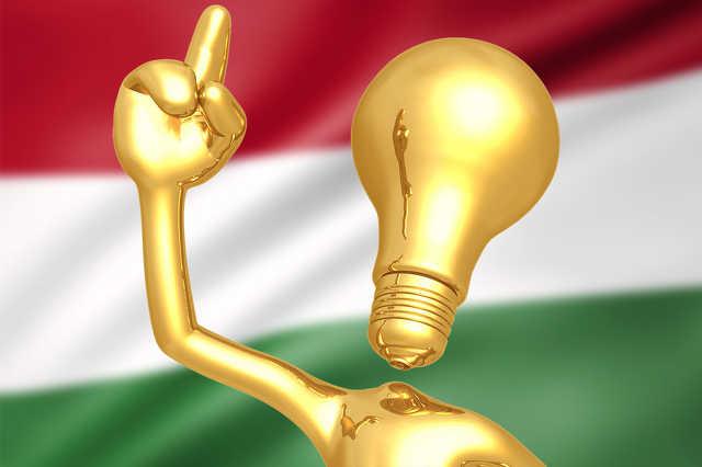 heuréka / arany a magyar