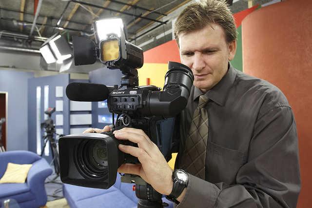 Új technika a helyi TV-nél