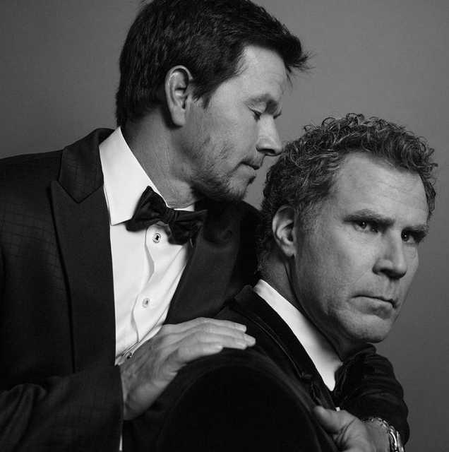 Mark Wahlberg és Will Ferrell
