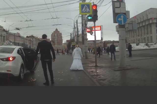Menekülő menyasszony