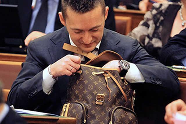 Rogán és a Louis Vuitton