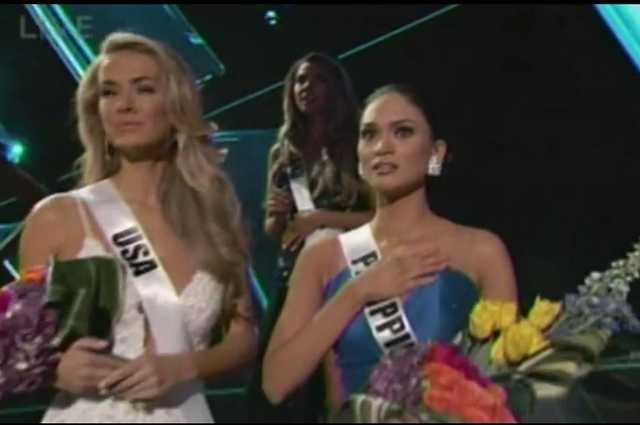 Baki a Miss Universe-n