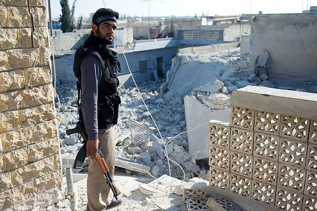 Szíriai polgárháború