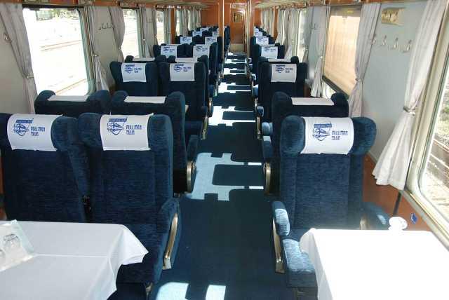 A vonatkupék letűnő világa