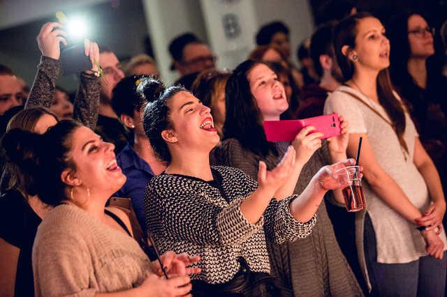 Margaret Island-koncert az AGORA MSH-ban