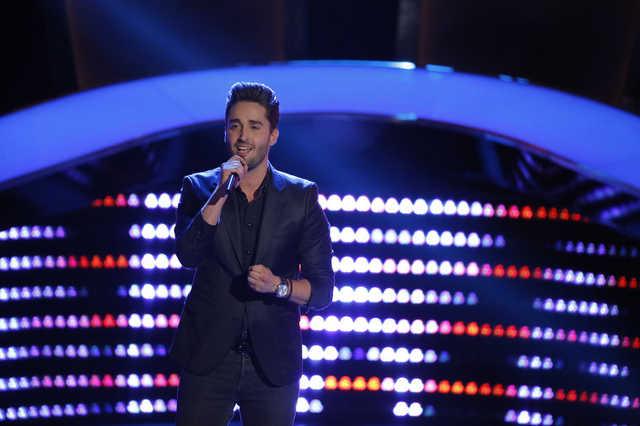 Király Viktor az amerikai The Voice-ban