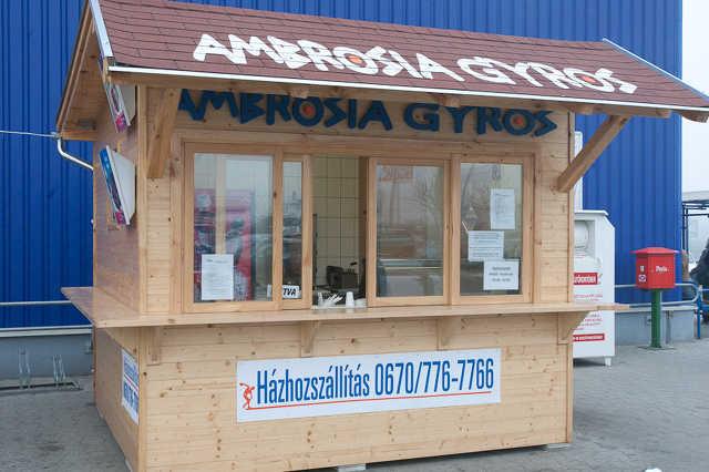 Ambrózia Gyrosház