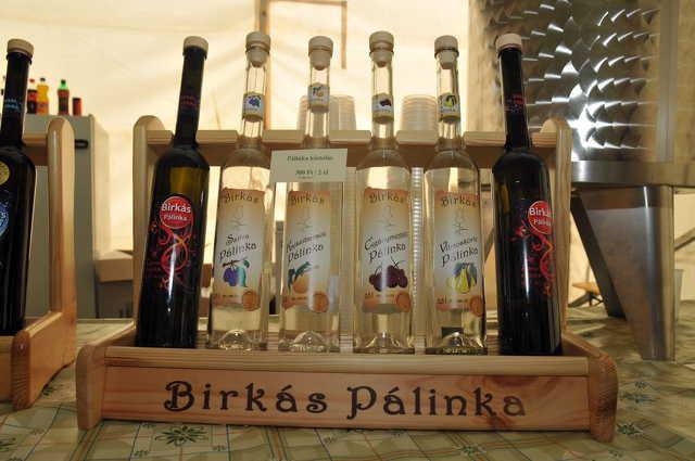 I. Birkás Pálinka-fesztivál Győrváron - 2011.