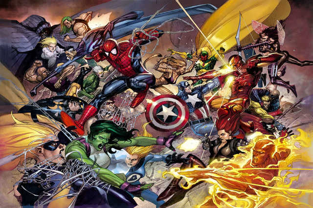 Marvel Univerzum