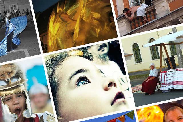 Karneváli fotópályázat 2015 - Kiállítás meghívó