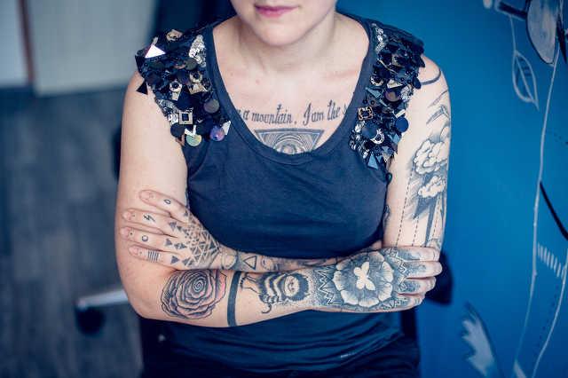 Interjú Franken Viviennel