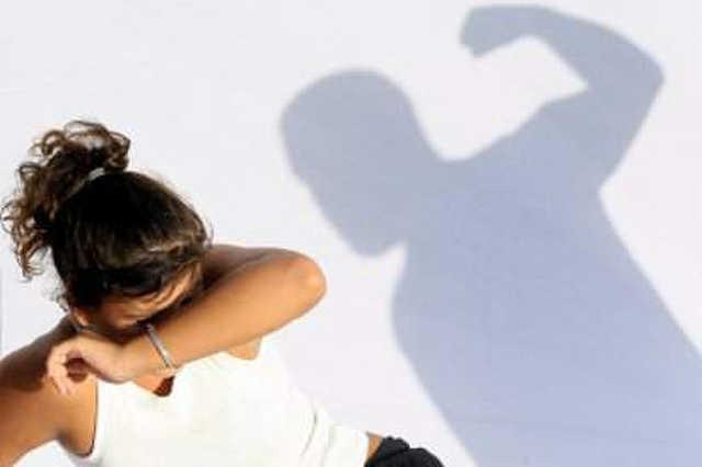 Családon belüli erőszak illusztráció