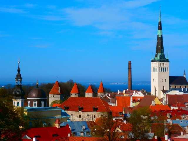 Tallin, Észtország