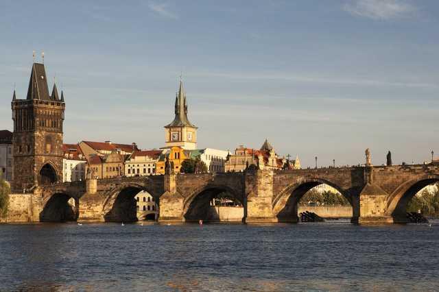 Csehország - Károly híd Prágában
