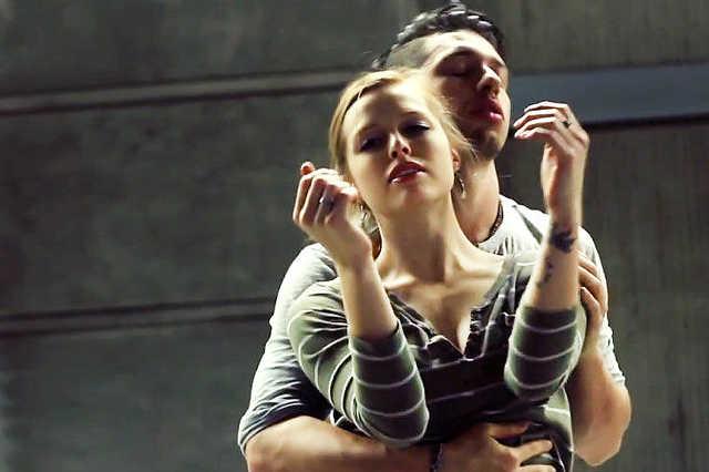 Phillip Chbeeb és Renee Kester