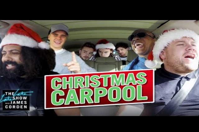 Xmas carpool
