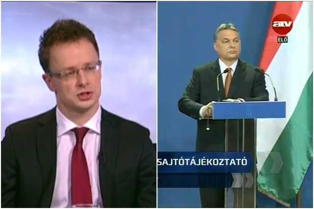 Orbán vs. Szijjartó