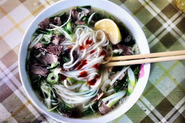 Józsefvárosi piac thai étkezdéje