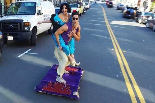 Aladdin és a varázsszőnyeg