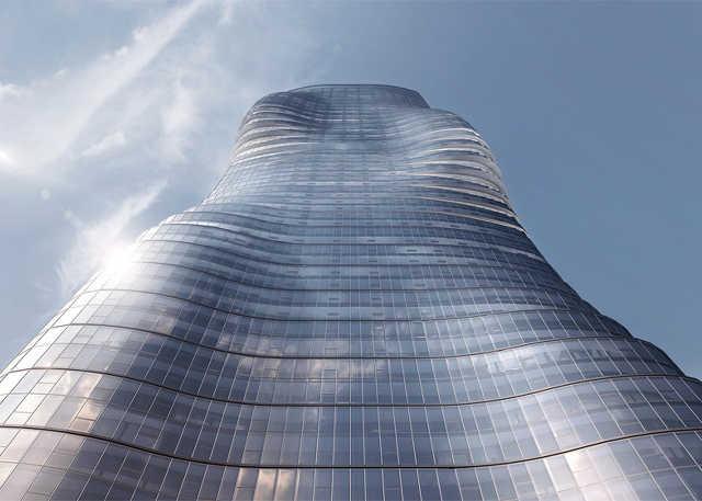 Beyoncé már felhőkarcolót is ihletett, amit nemsokára felépítenek Ausztráliában