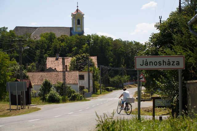Vas megye legfiatalabb városa: Jánosháza