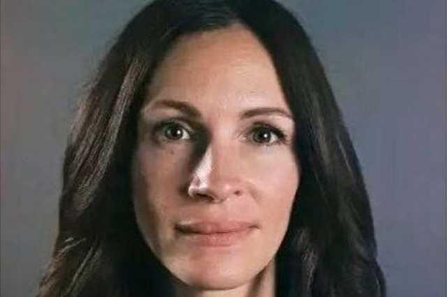 Julia Roberts smink nélküli címlapkép