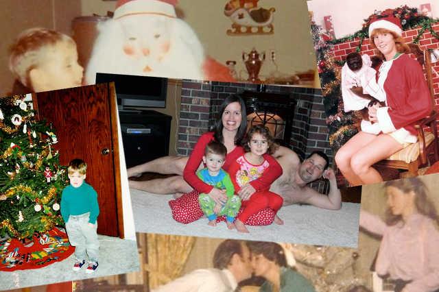 Karácsonyi fotók, amiket sohasem akarsz magadról látni