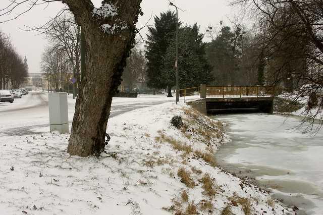 Hó és fagy 2012 február