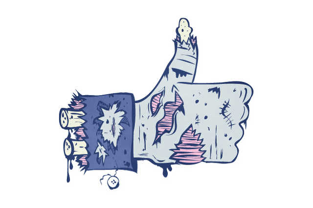 Facebook leállás
