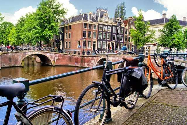 Hollandia - Amszterdam