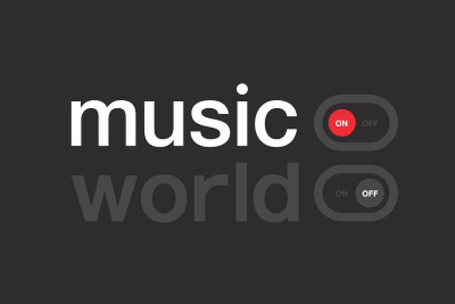Zene be, világ ki