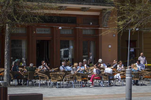 Art Café terasz