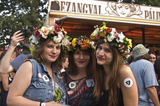 VOLT fesztivál első nap