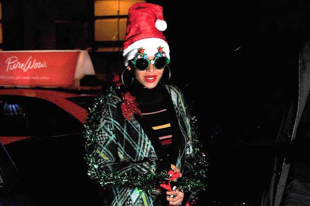 Beyoncé karácsonyfa