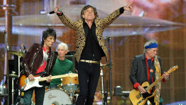Rolling Stones: Hyde Park The Big Concert 2013